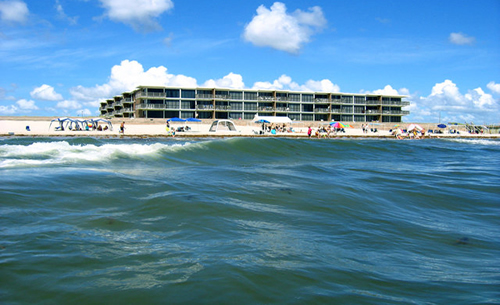 Island House Beach Front Condominiums - Texas Gulf Coast Fishing