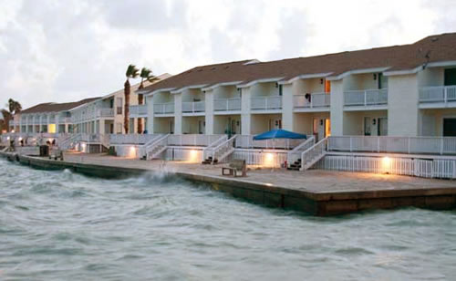Kontiki Beach Resort Condos - Texas Gulf Coast Fishing