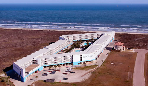 La Mirage Condominiums - Texas Gulf Coast Fishing