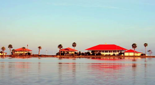 Redfish Lodge on Copano Bay - Texas Gulf Coast Fishing