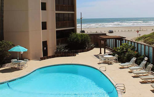 The Dunes Condominiums - Texas Gulf Coast Fishing